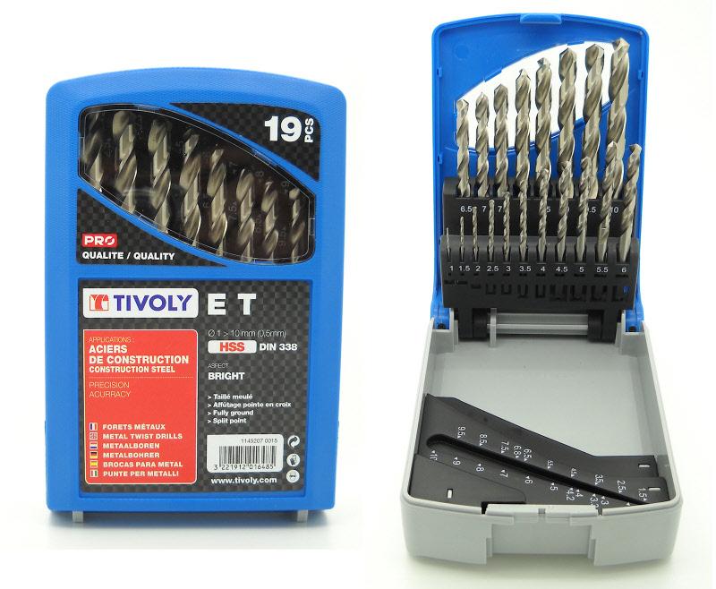 Vortex multi usage Power Vis 5.0 x 40 mm Box 200 Woodscrews DBLE fraisée